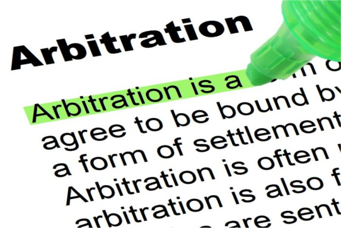 The Chartered Institute of Arbitrators