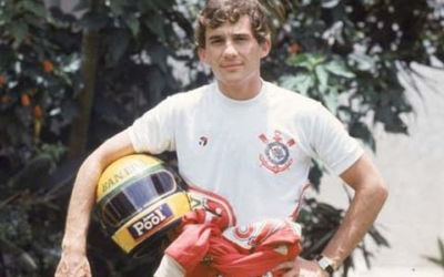 The Death of Ayrton Senna DaSilva